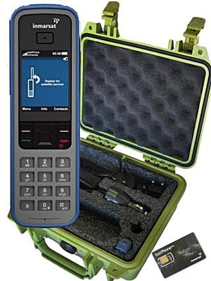 Satellite Phone Extended Remodel Kit PRO includes 100 units
