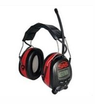 Ear Defenders & AM / FM Radio Model 6108
