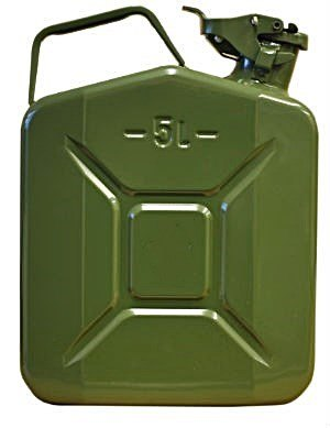 5L NZ Metal Fuel Tank