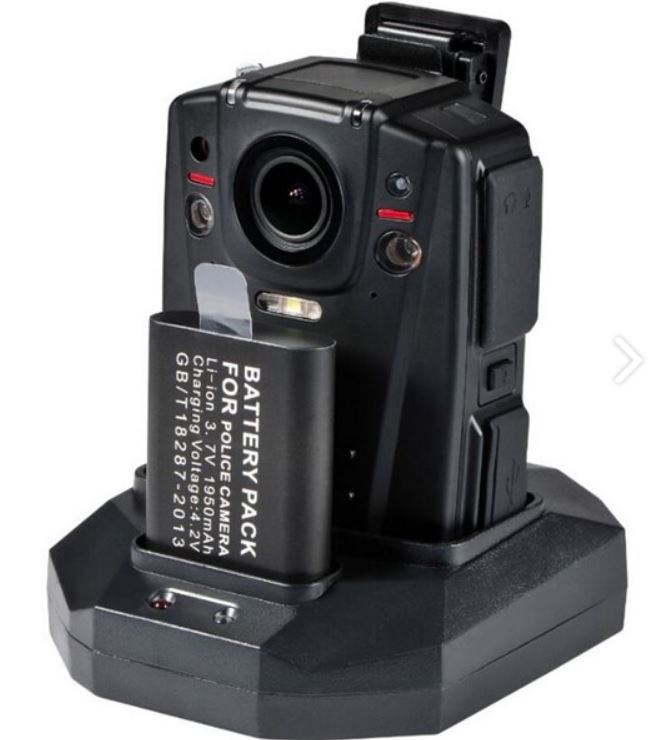 Body Camera 3G 4G Live Streaming