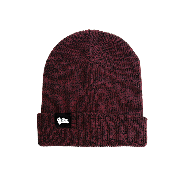 Antique Burgundy Beanie