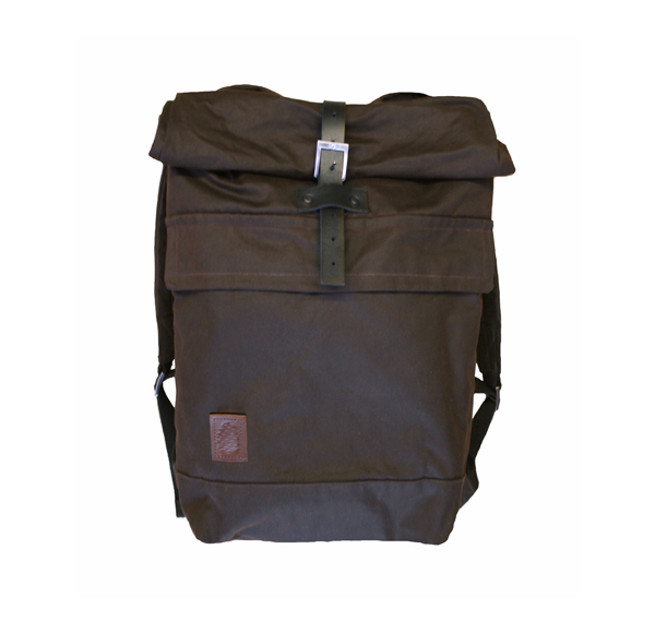 Olivi Bucket Backpack (brown)