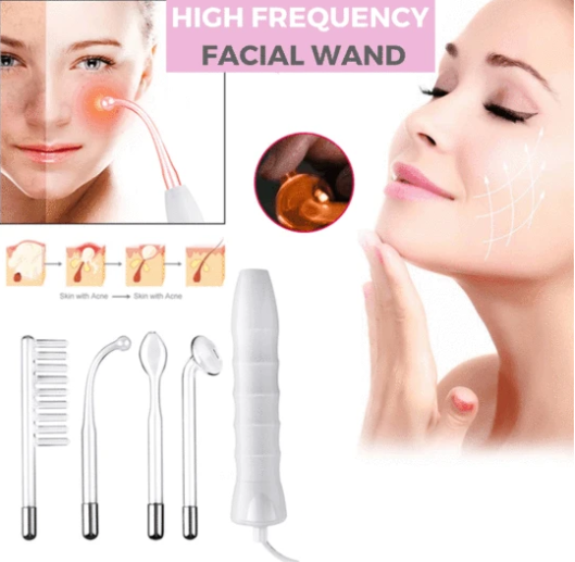 Dispositivo facial com ultra frequência Derma Skin Therapy™