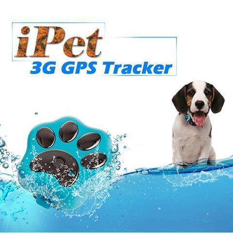 Smart Pet Coleira GPS Rastreamento - iPet Secure
