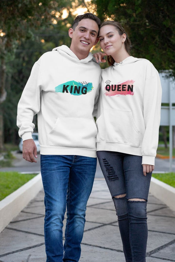 couplehoodie-kingandqueen-white