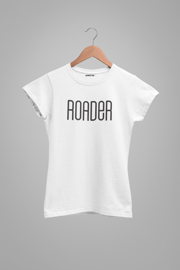 Roader Women's Half Sleeve T-shirt - GOGIRGIT.COM