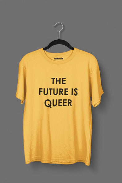 THE FUTURE IS QUEER GAY T-SHIRT