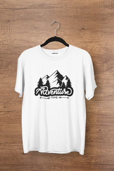 Men's Adventure T-shirt - GOGIRGIT.COM