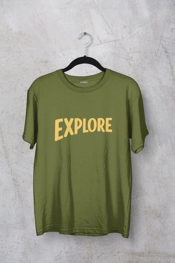 Explore Men's Adventure T-shirt - GOGIRGIT.COM