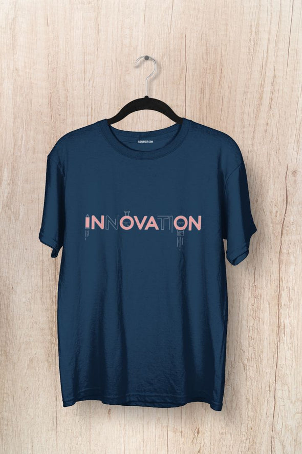 Innovation Men's Techy T-shirt - GOGIRGIT.COM