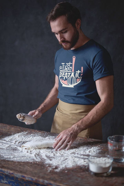 Just Beat It Baking T-shirt - GOGIRGIT.COM