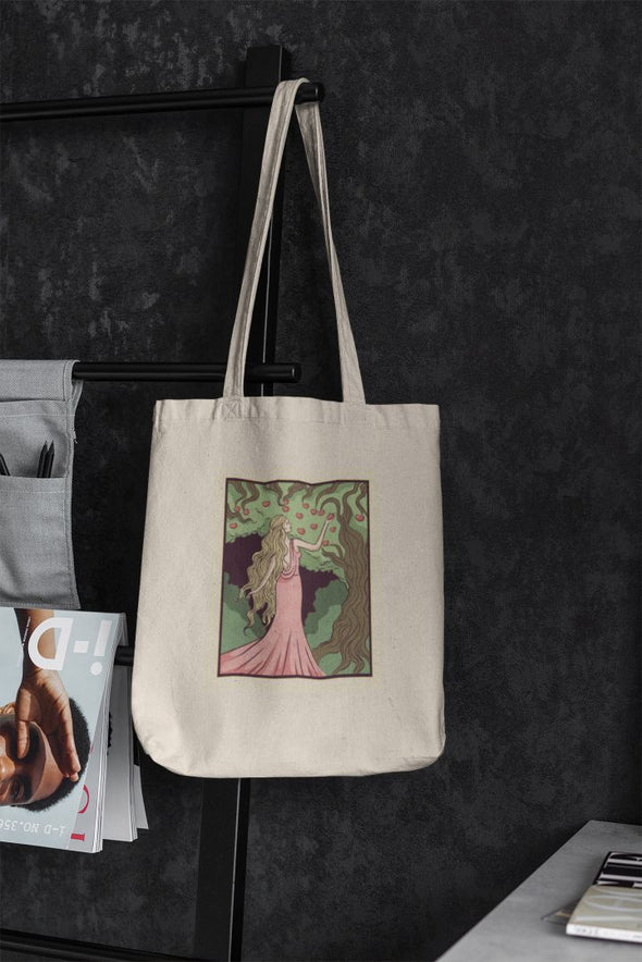 The Goddess of  Spring  Tote Bag - GOGIRGIT.COM