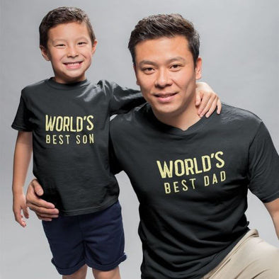 WORLDS-BEST-DAD-AND-SON-BLACK-MATCHING-TSHIRT-GOGIRGIT-COM