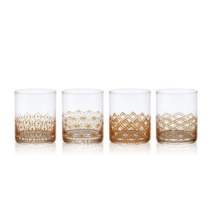 Double Old Fashioned Glasses Glass Sets Mikasa