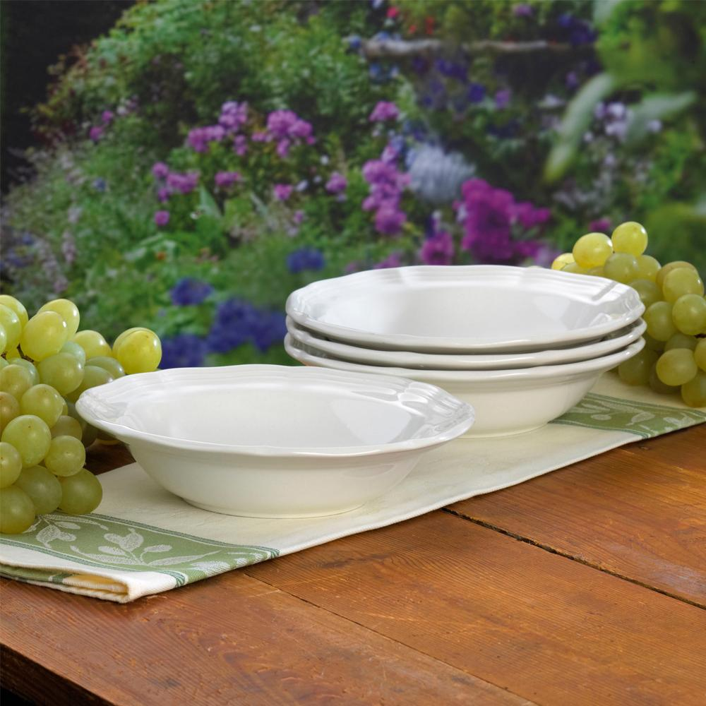 French Countryside Set Of 4 Fruit Bowls Mikasa
