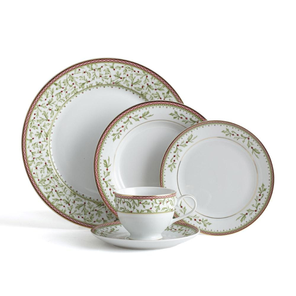 60-Piece Mikasa Holiday Traditions Dinnerware Set