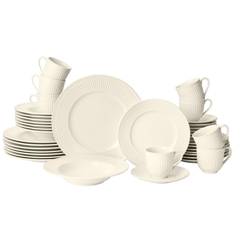 40-Piece Mikasa Italian Countryside Dinnerware Set