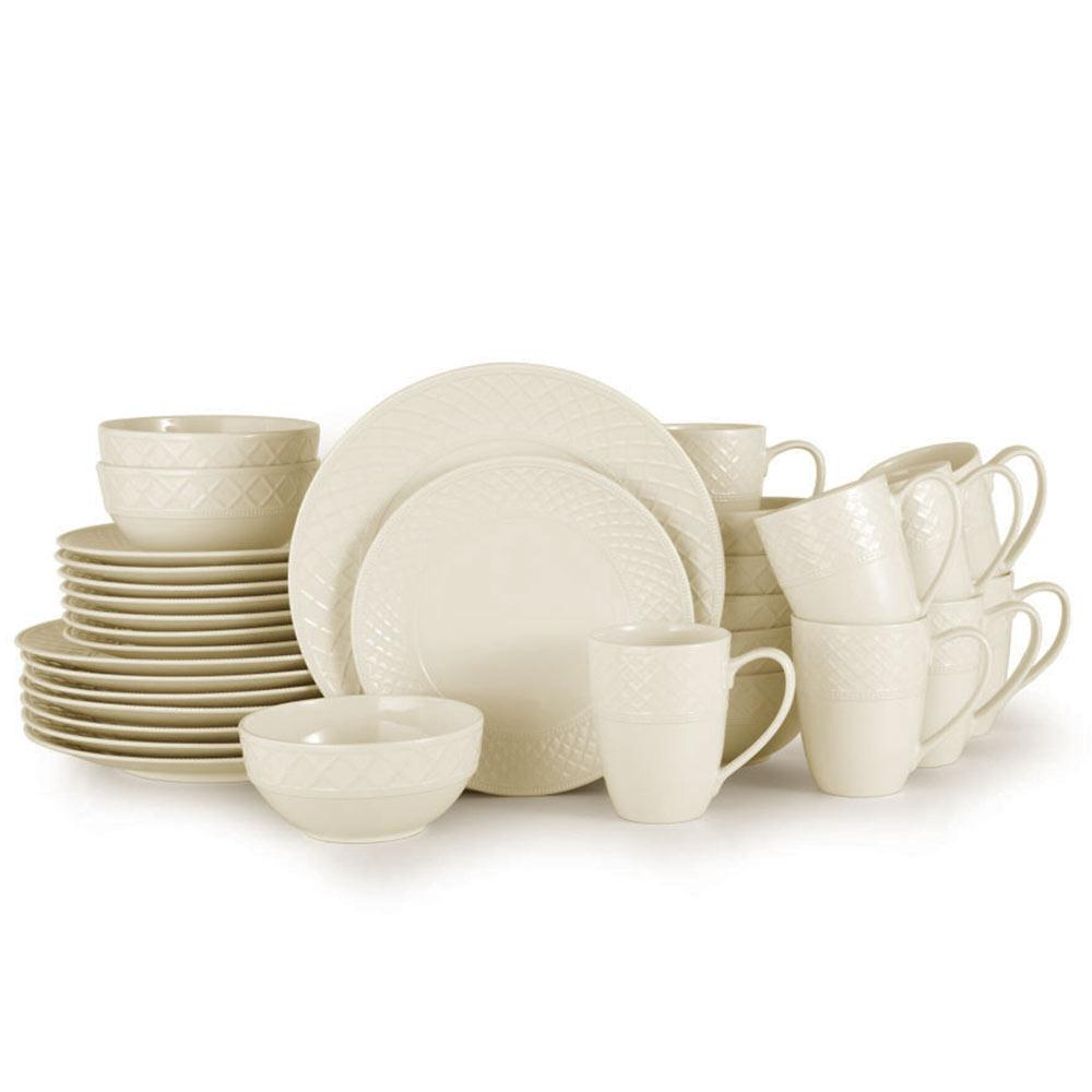 32-Piece Mikasa Napa Countryside Dinnerware Set