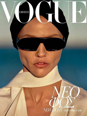 VOGUE GREECE NORMA KAMALI