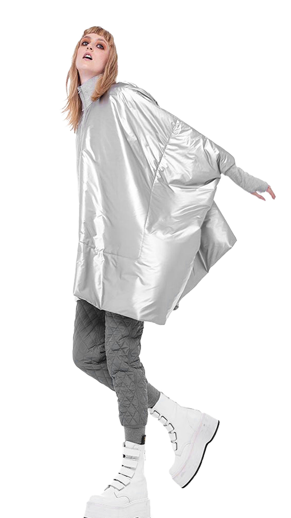 SLEEPING BAG SHORT PONCHO