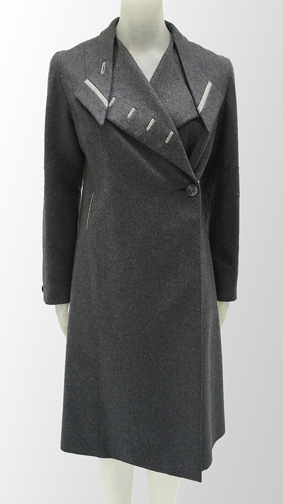 20'S STYLE INSPIRED COURT COAT - 3