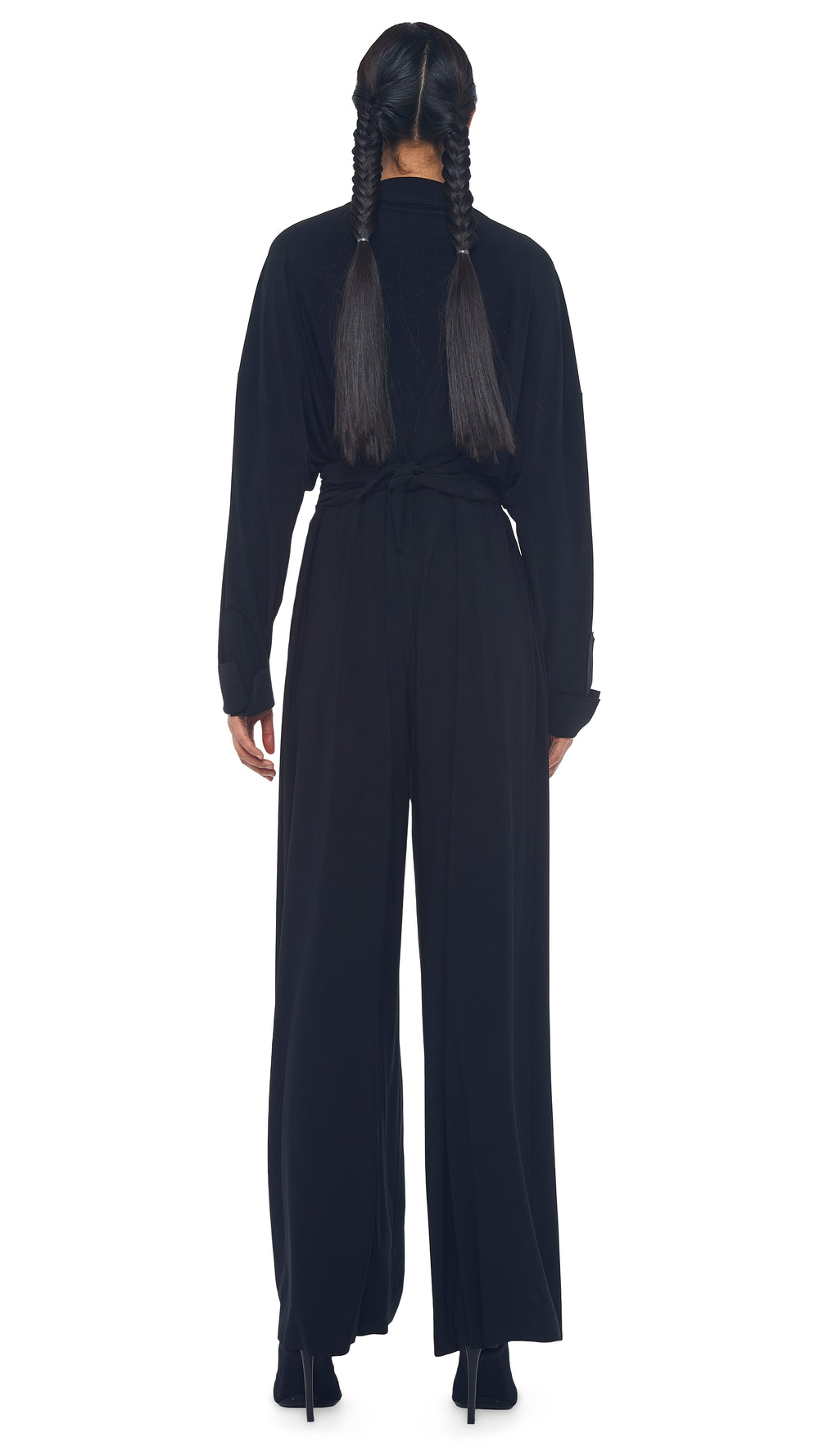 OVERSIZE BF SHIRT JUMPSUIT