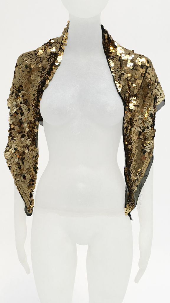 SEQUIN WRAP - 1