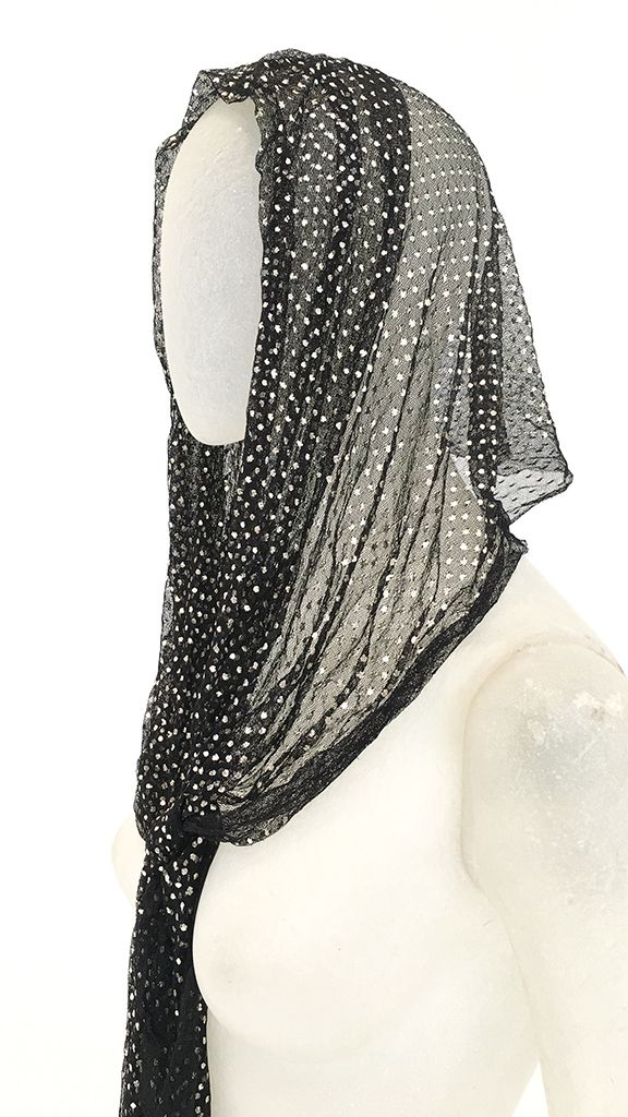 SPECKLED SCARF - 1