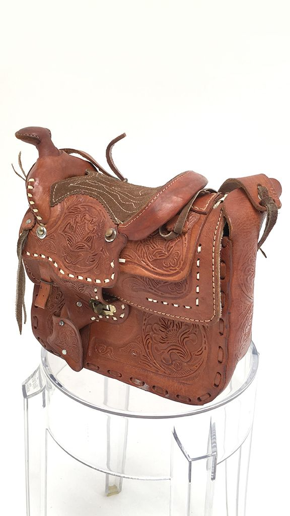 SADDLE BAG - 1
