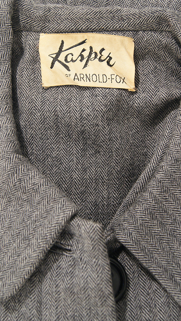 BUTTON TAIL PEACOAT - 4