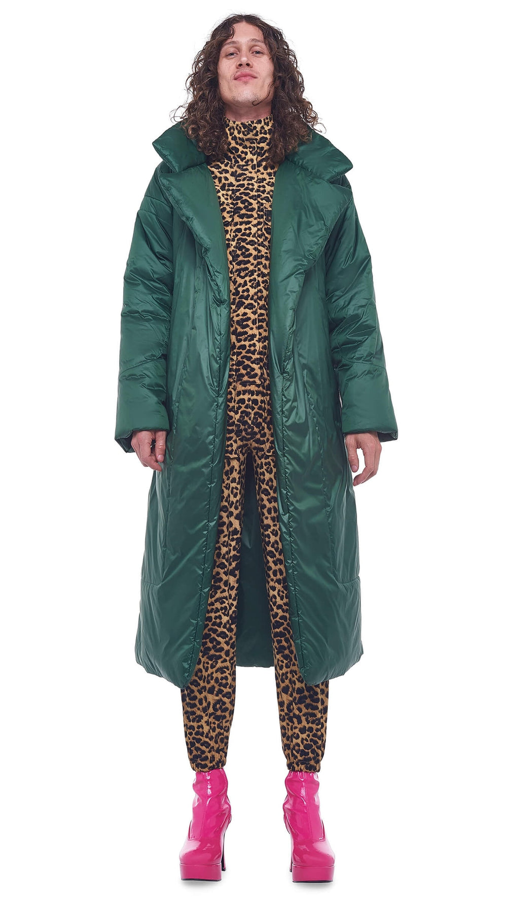 CLASSIC SLEEPING BAG COAT LONG