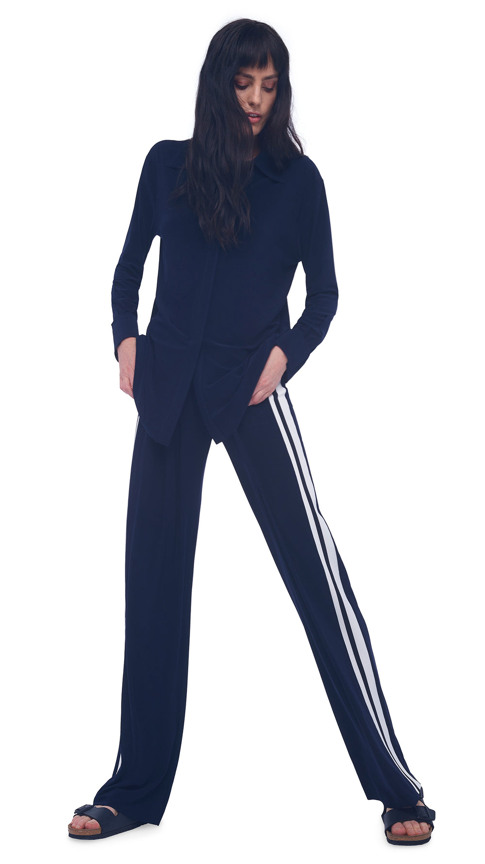 SIDE STRIPE BF SWEATPANT