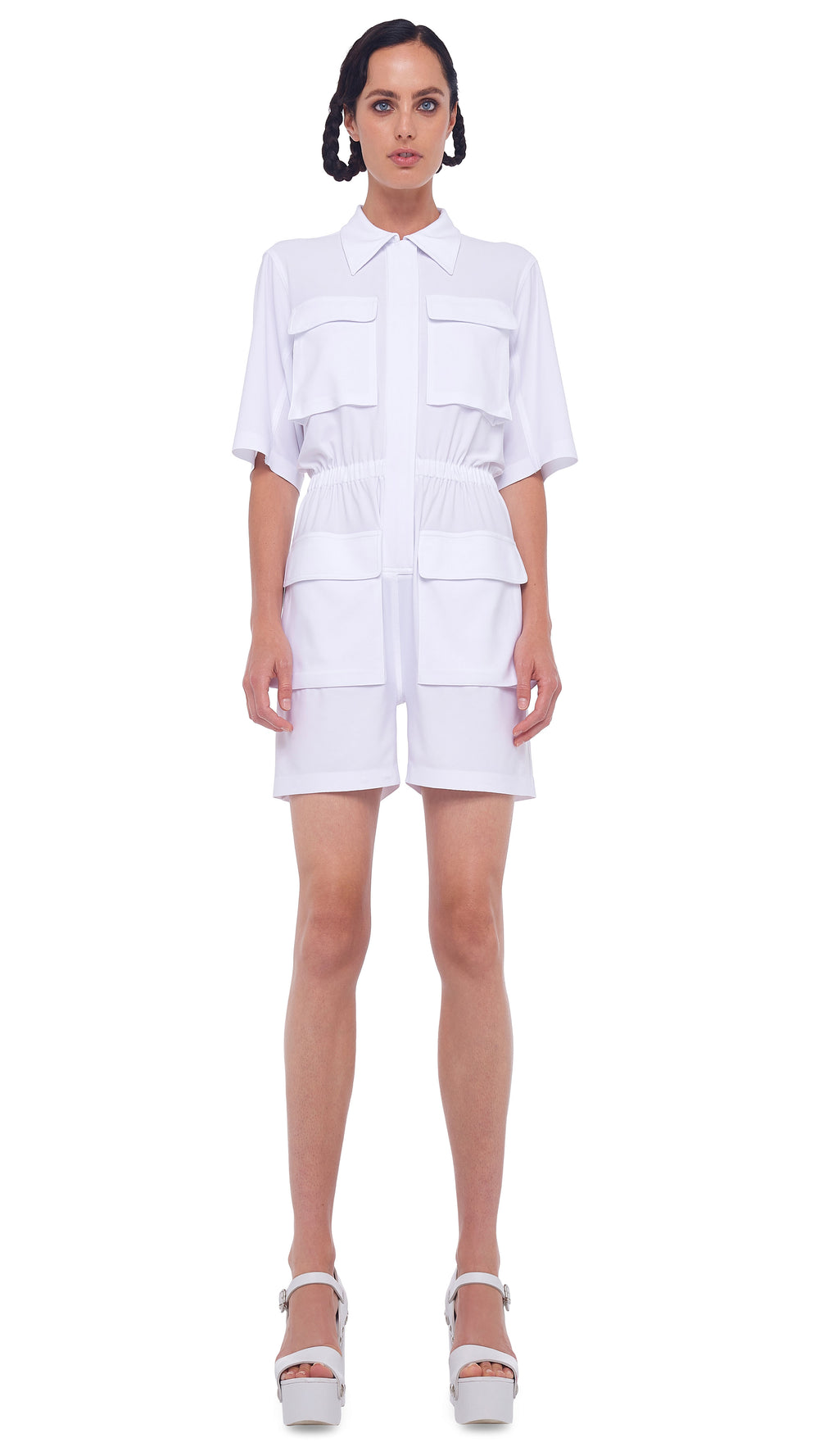 NK CARGO JUMPSHORT - 1