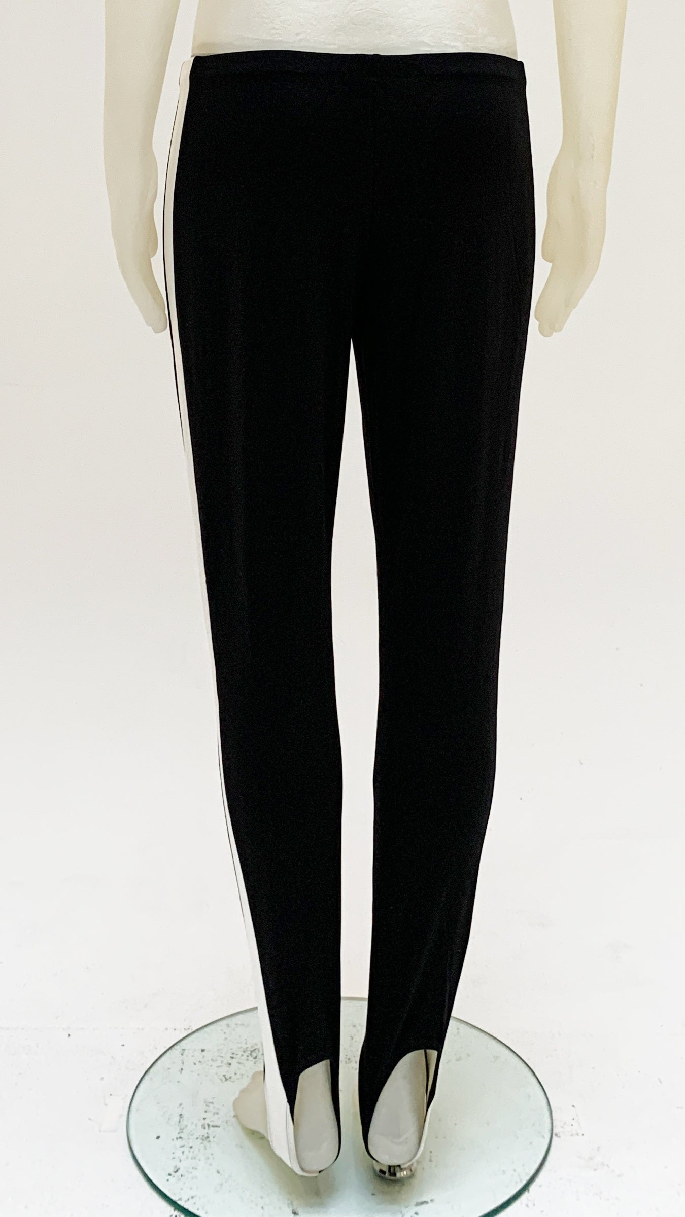 SIDE STRIPE STIRRUP LEGGING