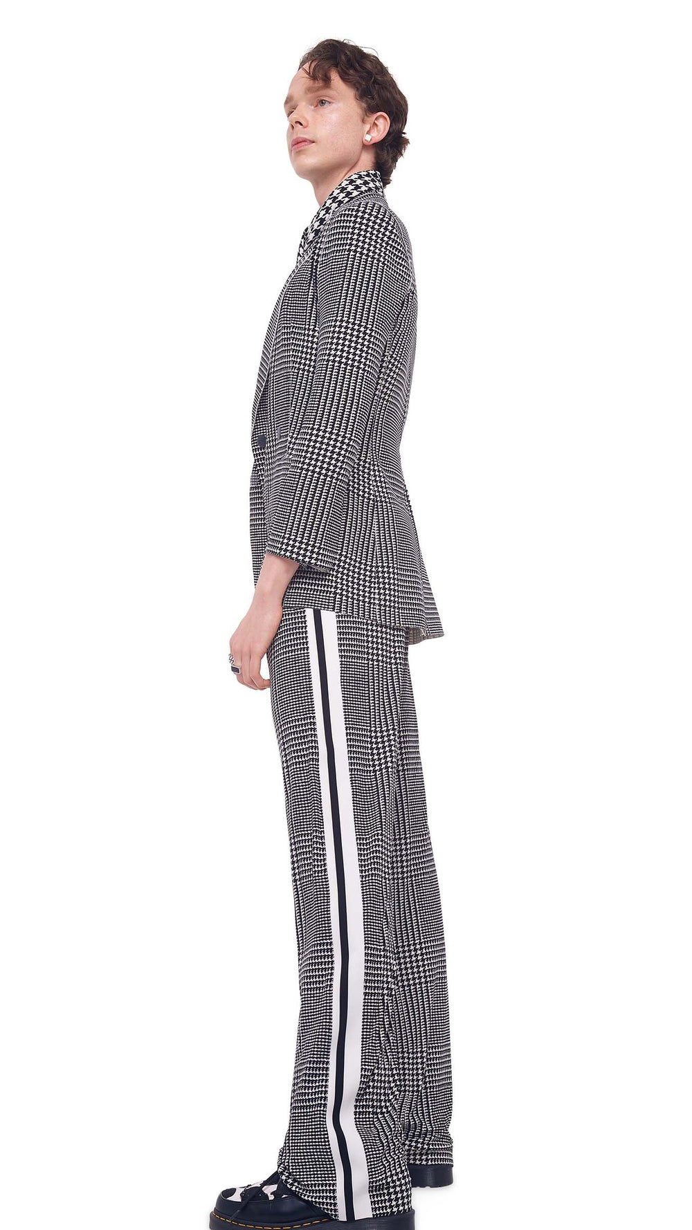 SIDE STRIPE SWEATPANT
