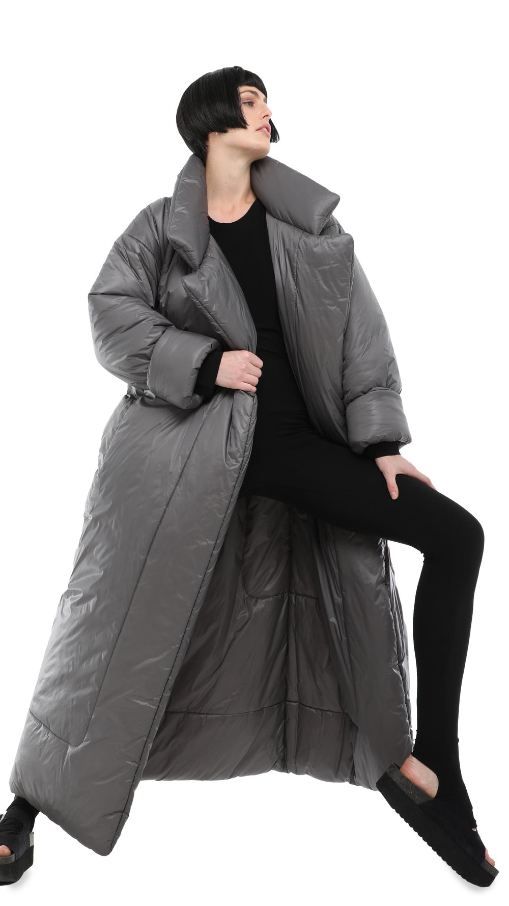 SLEEPING BAG COAT LONG