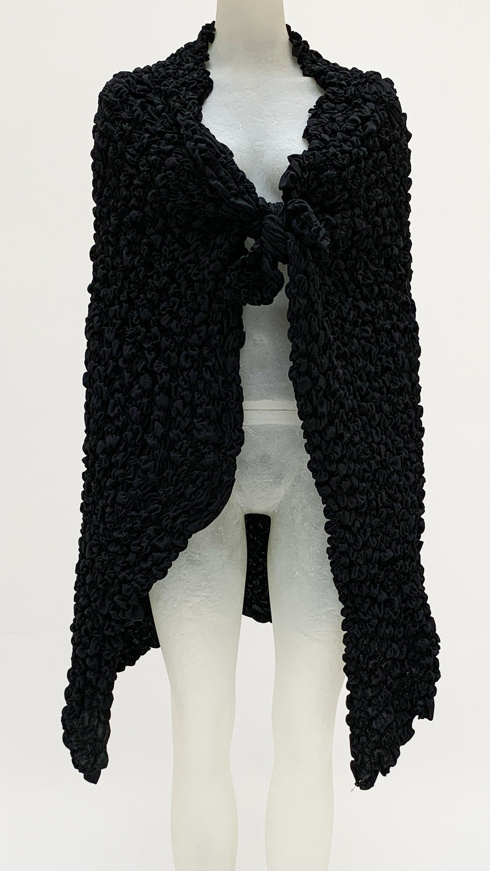 SQUARE BUBBLE SCARF - 1