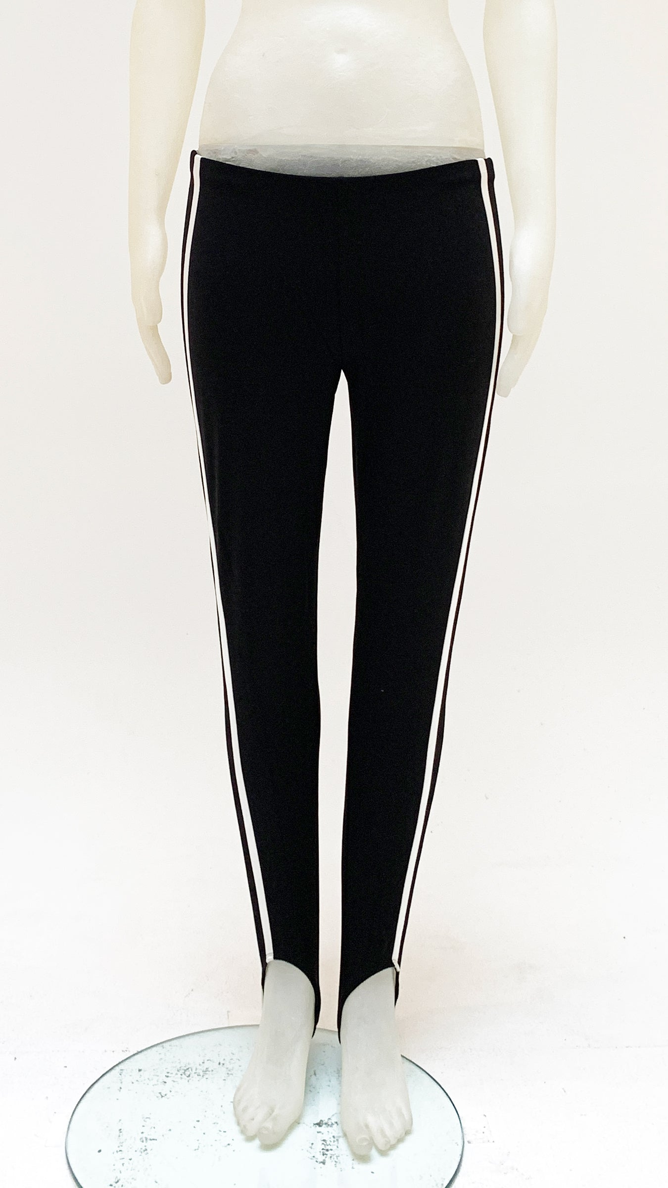 SIDE STRIPE STIRRUP LEGGING - 1
