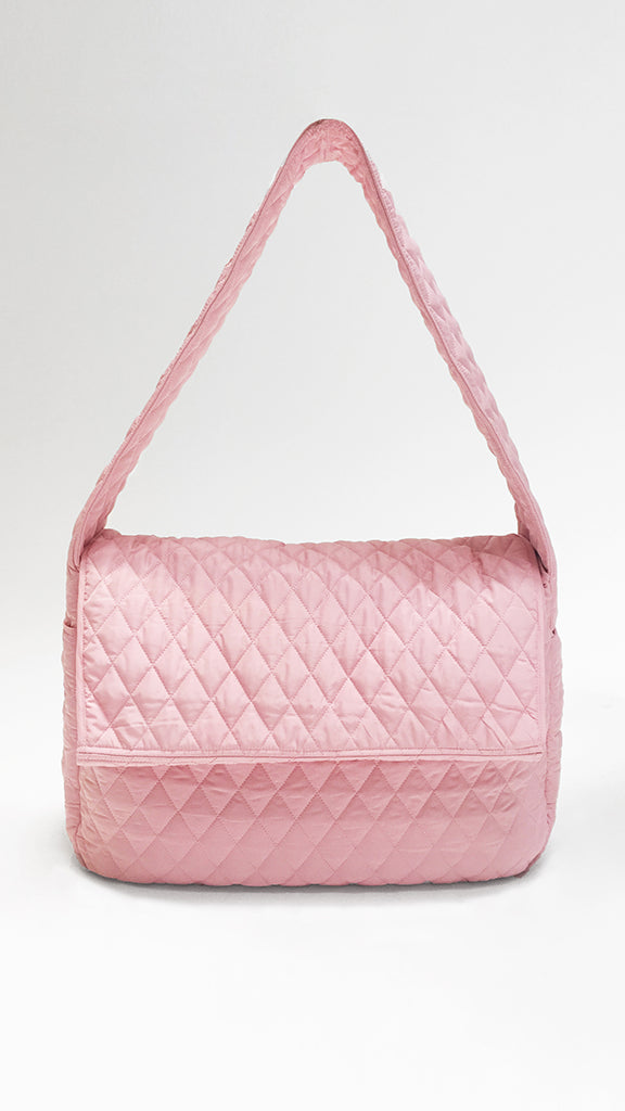 QUILTED SACK BAG - 1