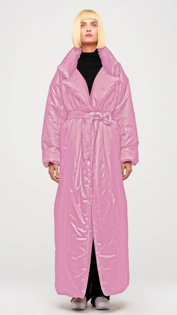 SLEEPING BAG COAT LONG - 1