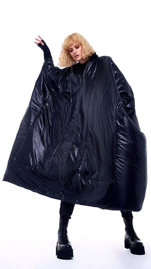 SLEEPING BAG LONG TURTLE PONCHO - 1