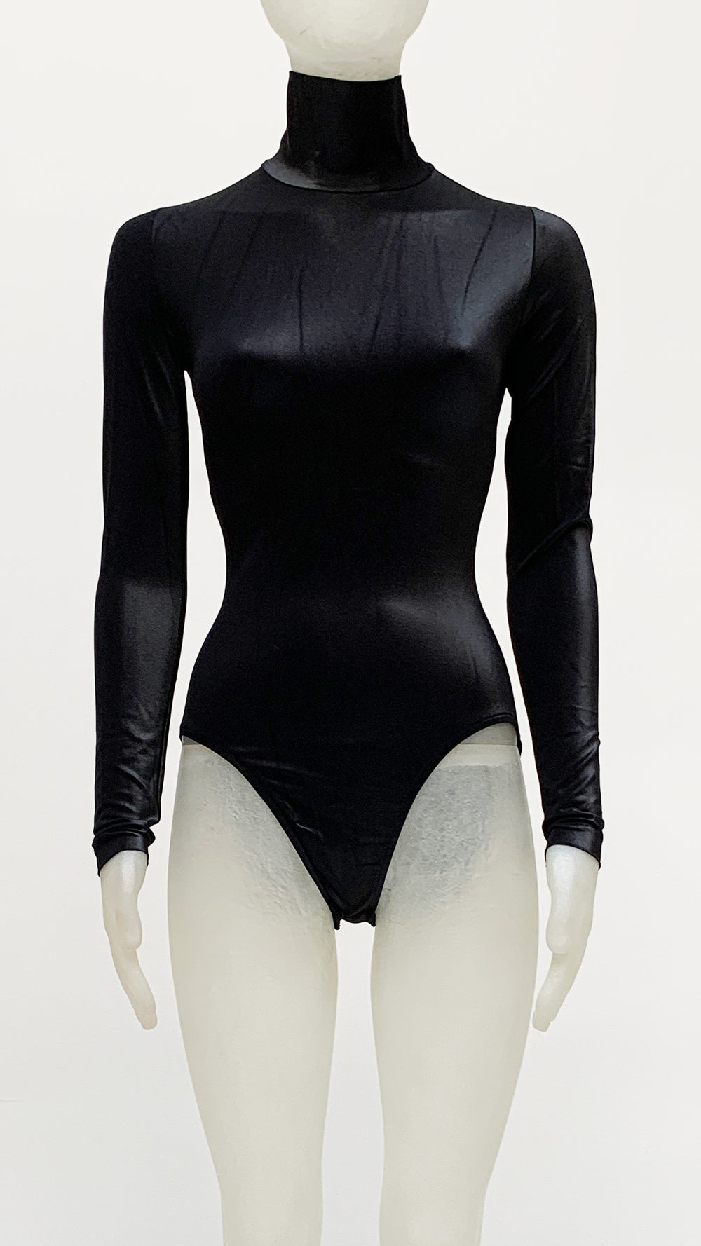 LONG SLEEVE TURTLE BODYSUIT - 1