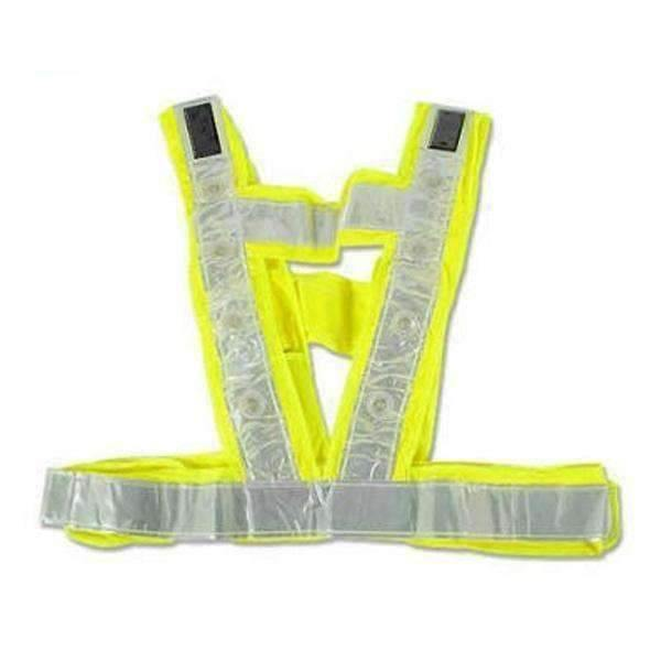 Solar Powered LED Vest - kartcamel.com.au