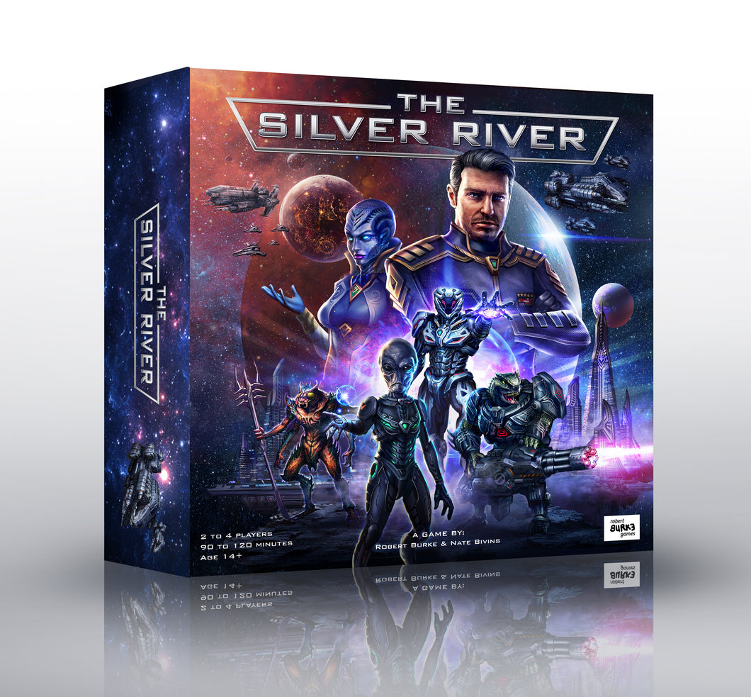 The Silver River - DELUXE EDITION