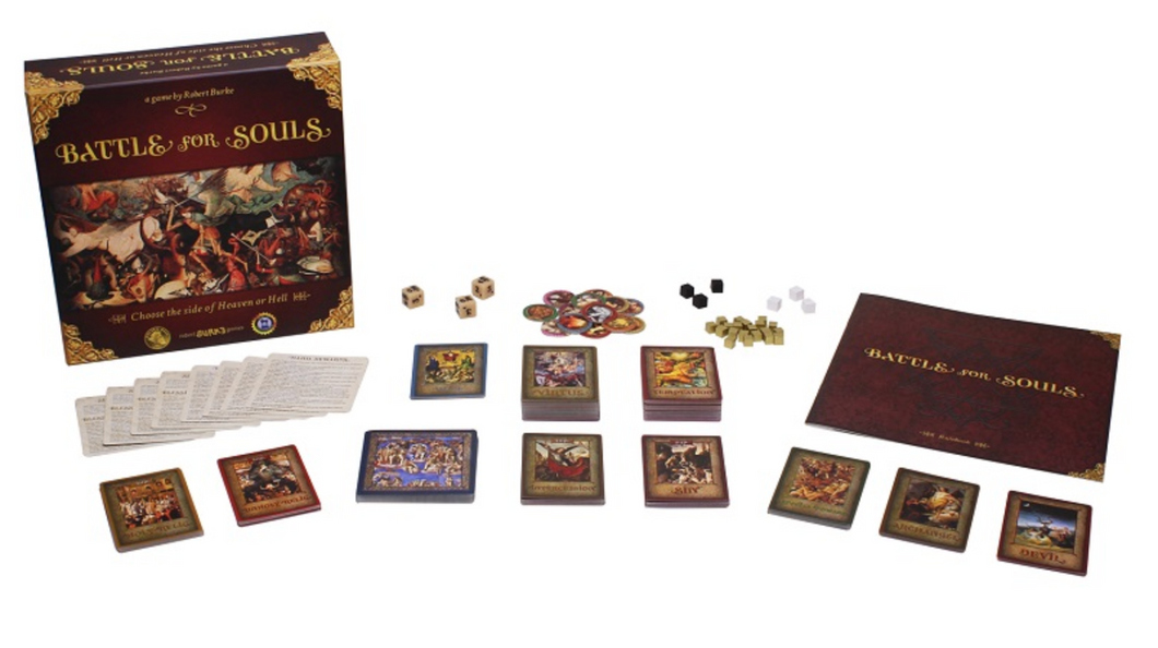 Battle For Souls - Second Edition