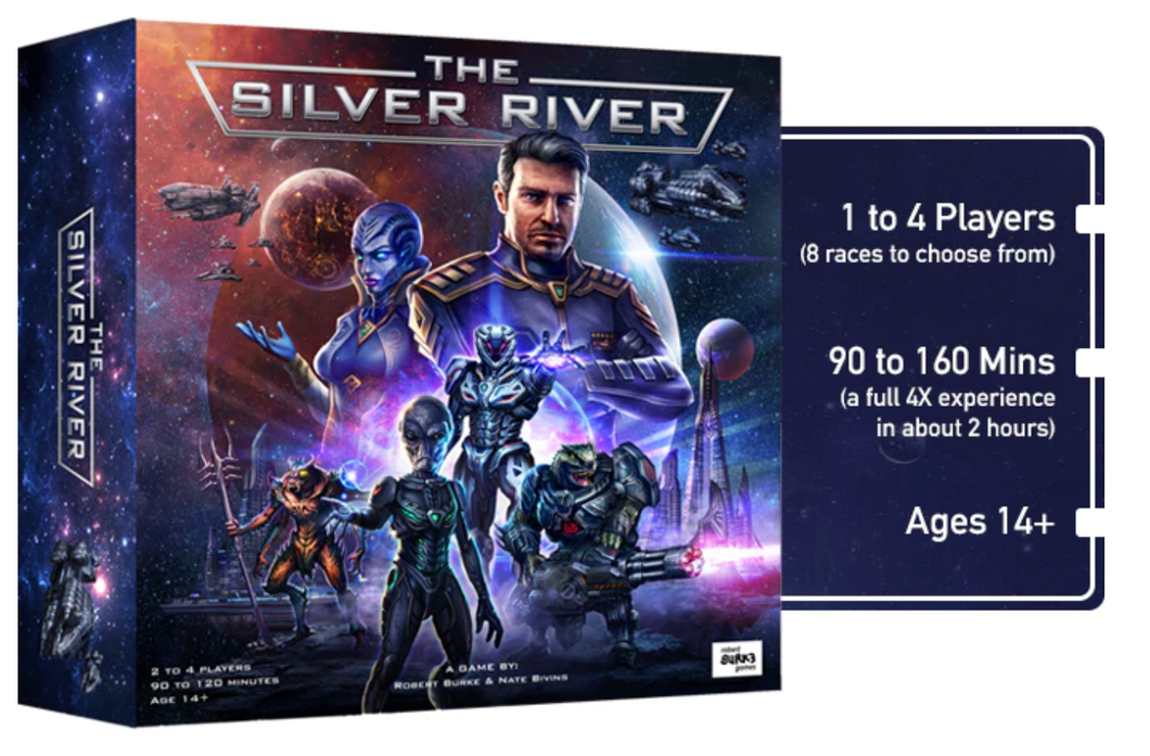 The Silver River - Base Game