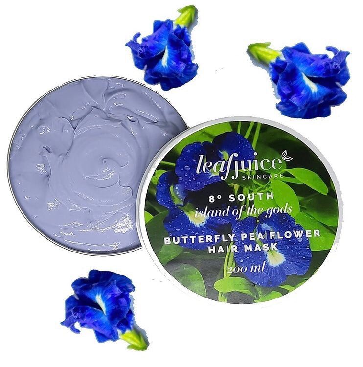 Butterfly Pea Flower Vegan Hair Mask - Ecofrenli.com