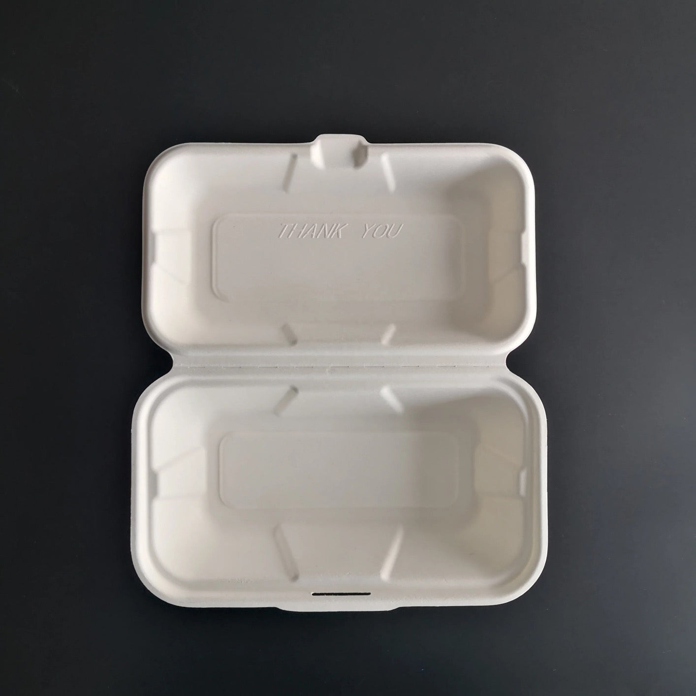 Eco Takeaway Food Box-100 pcs - Ecofrenli.com