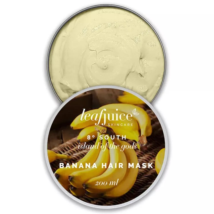 Banana Vegan Hair Mask - Ecofrenli.com