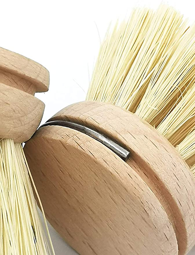 'I'M HANDMADE' Brush Replacement Head (set of 3) - Ecofrenli.com